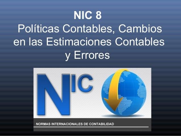 Nic8presentacion