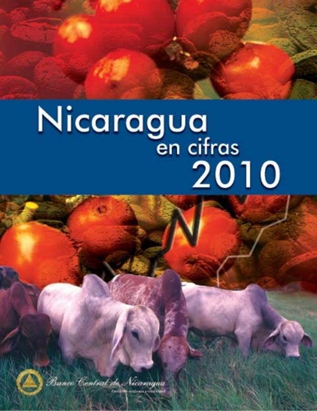 Nicaragua en CifrasBanco Central de Nicaragua I