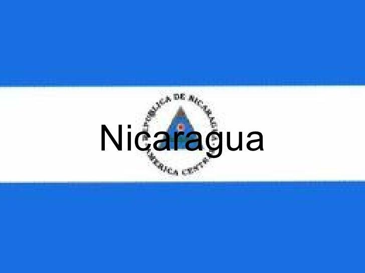 Nicaragua pp blog