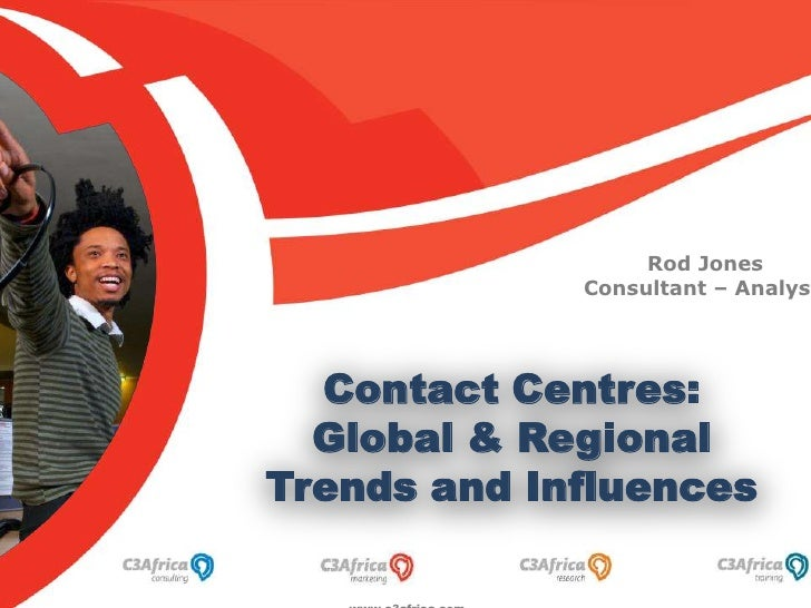 Contact Centres: Global and Regional Trends – Sept 2009