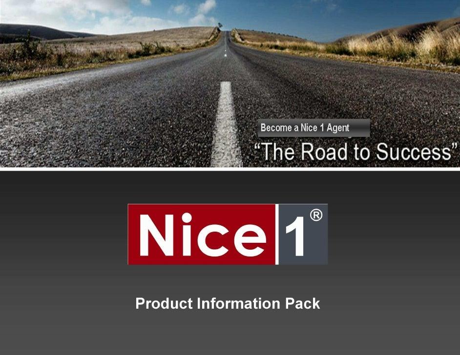 Nice 1 Product Pack June 2010 Pdf