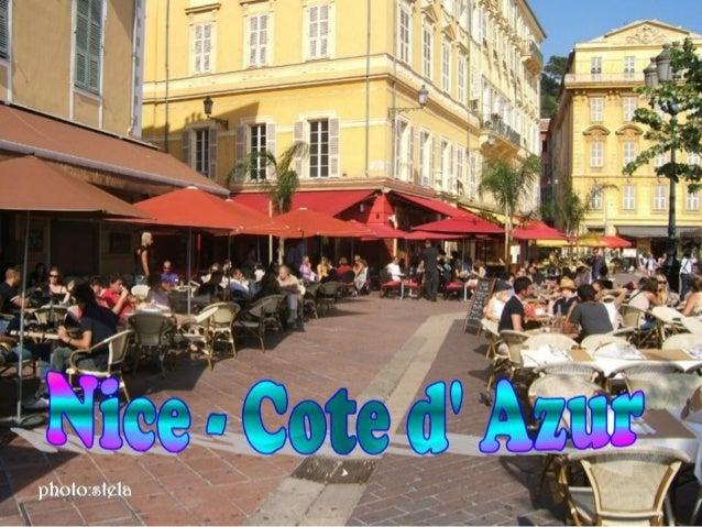 Nice Cote d'Azur - Marche aux Feurs
