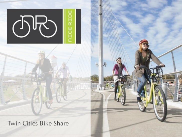 Twin Cities Bike Share