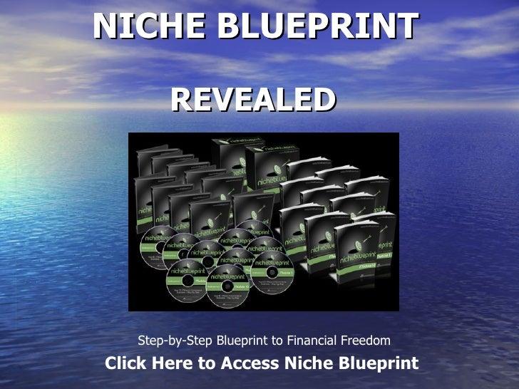 Niche Blueprint Review Bonus