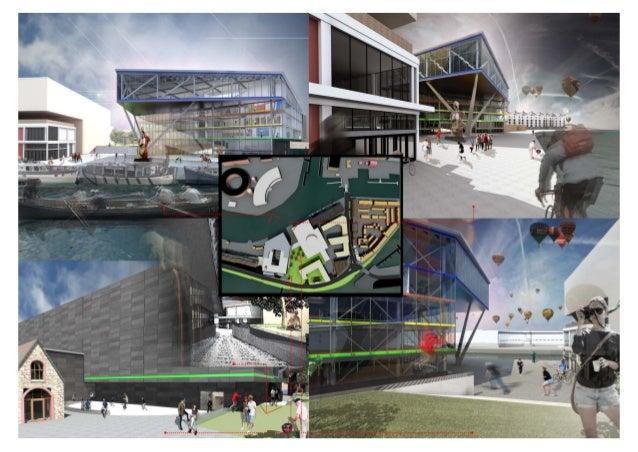 Nicholas Socrates' Architecture and Urban Design Portfolio 2013