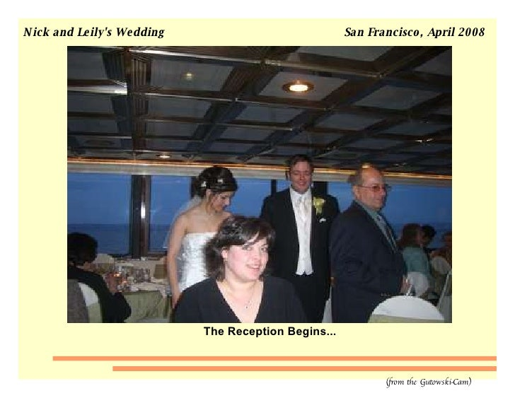 Nick and Leily\'s Wedding Part 3