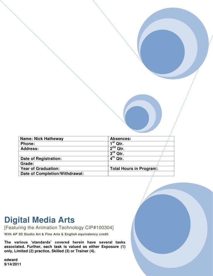 Nick Hatheway Dma Competencies 2011 12 (2)