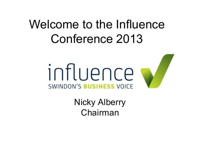 Influence Swindon