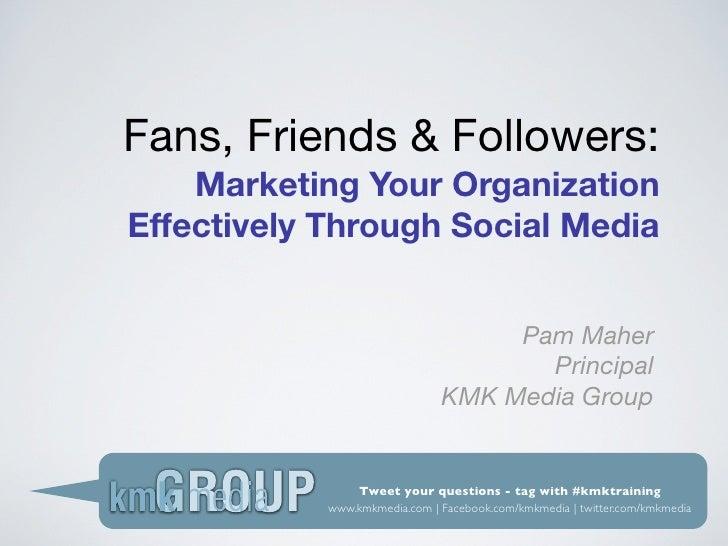 Nicne Presentation on Social Media