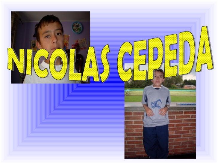 Nicolas Presentacion