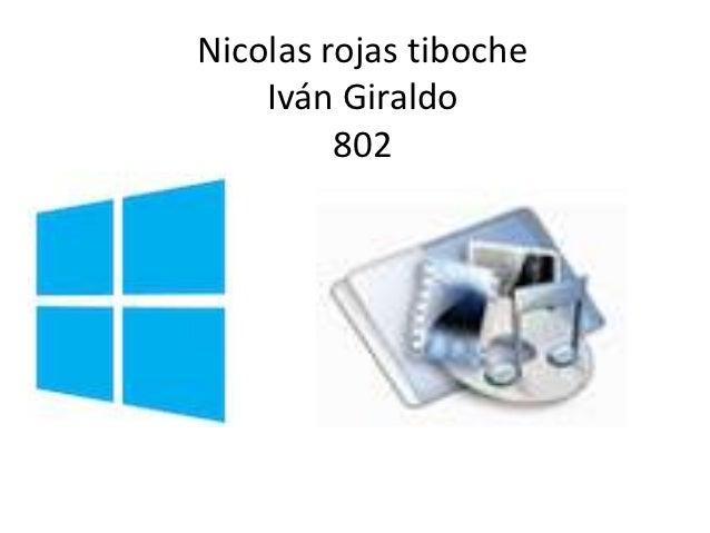 Nicolas rojas tiboche    Iván Giraldo         802