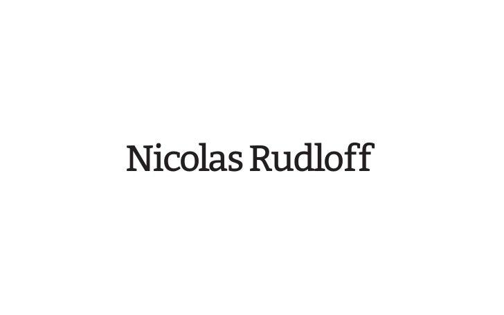 Nicolas Rudloff