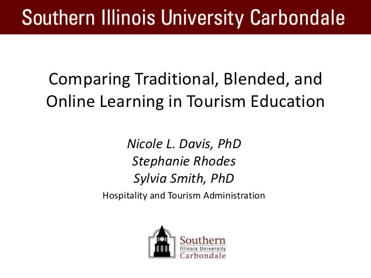 Comparing Traditional, Online and Blended Learning Environments