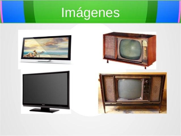 Ciencia y tecnolog a televisores antiguos y modernos for Fotos de televisores