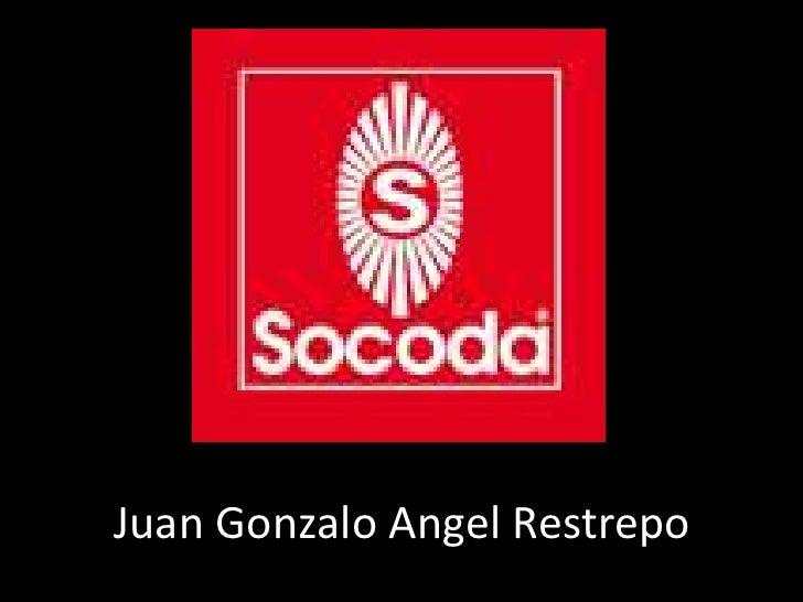 Juan Gonzalo Angel Restrepo