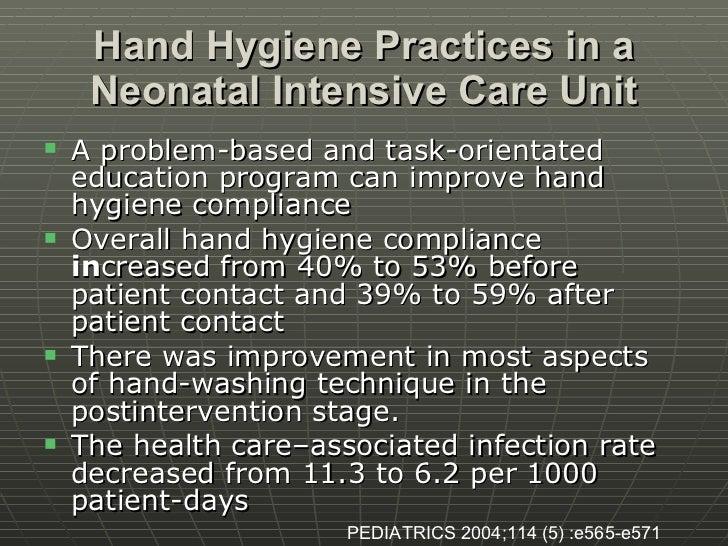 Nursing essays on infection control