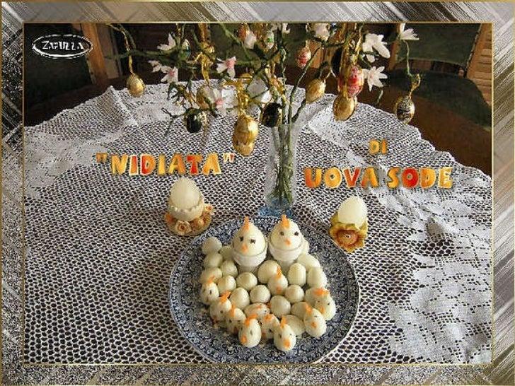 Nidiata di uova sode