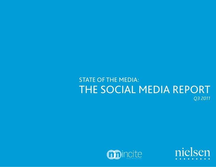State of the Media - The Social Media Report - Nielsen Q3 2011