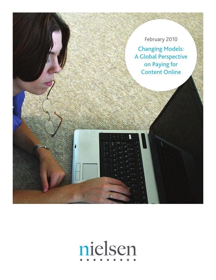 Nielsen Feb2010 Paid Online Content