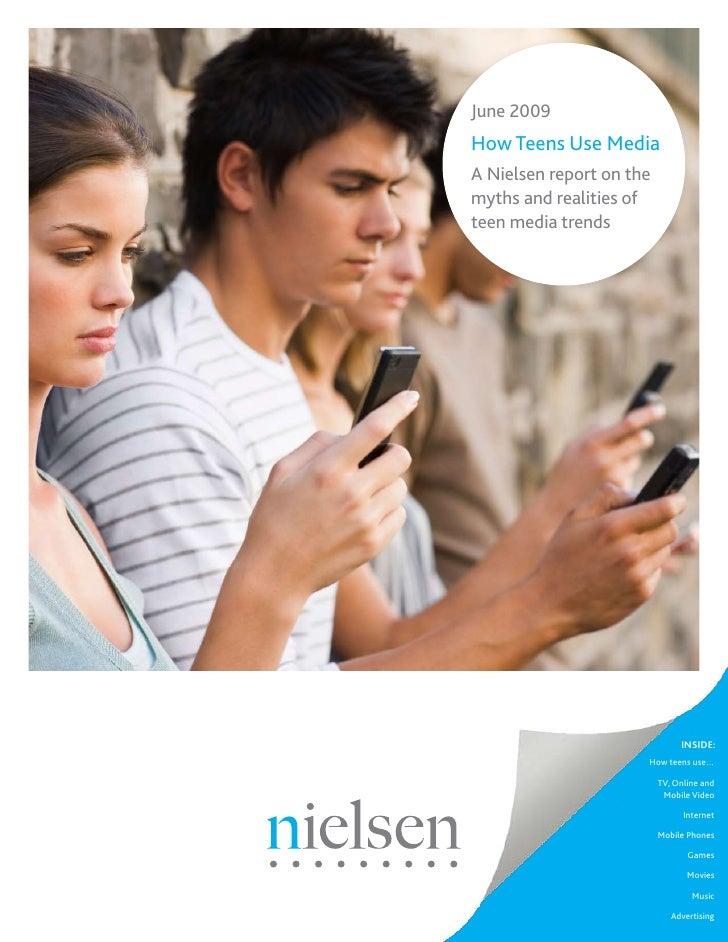 Nielsen Report Teens 52