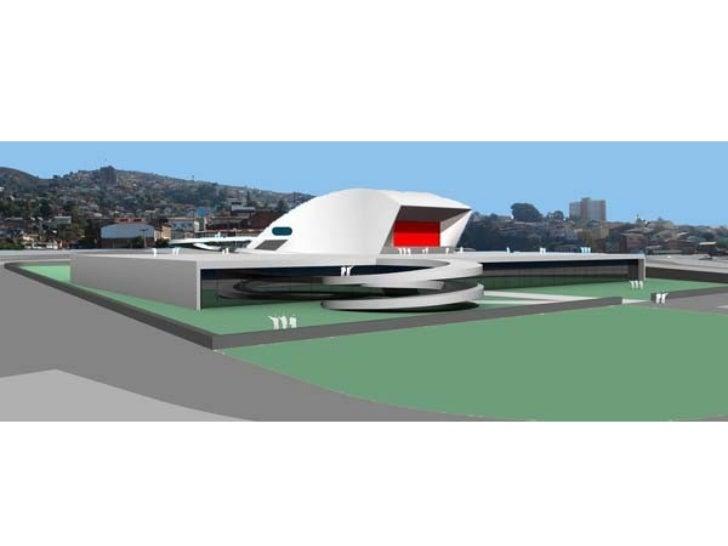 Niemeyer Valpo Arq
