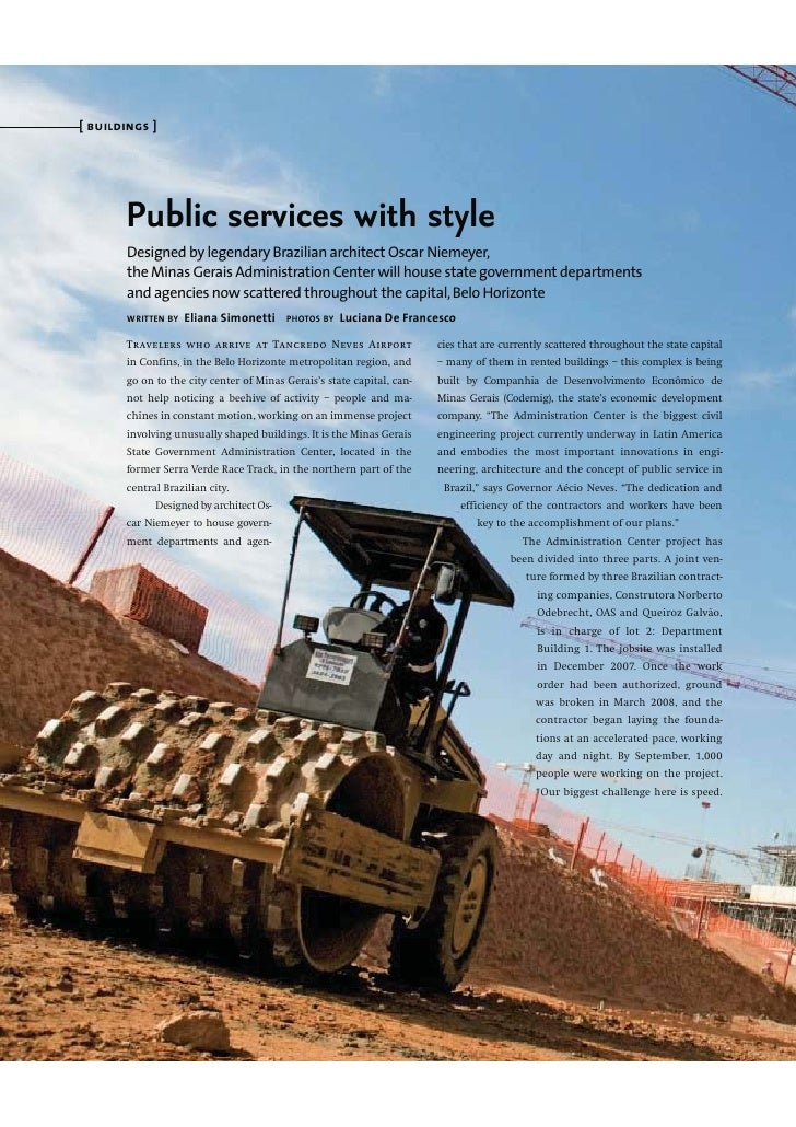 Public services with style