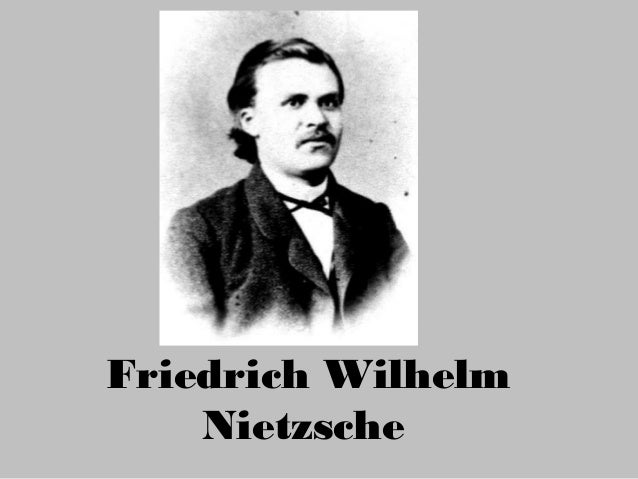 a biography of friedrich wilhelm nietzsche a german philosopher Enjoy the best friedrich nietzsche quotes at brainyquote quotations by friedrich nietzsche, german philosopher, born october 15, 1844 share with your friends.