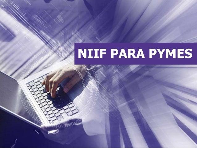 Niff para pymes