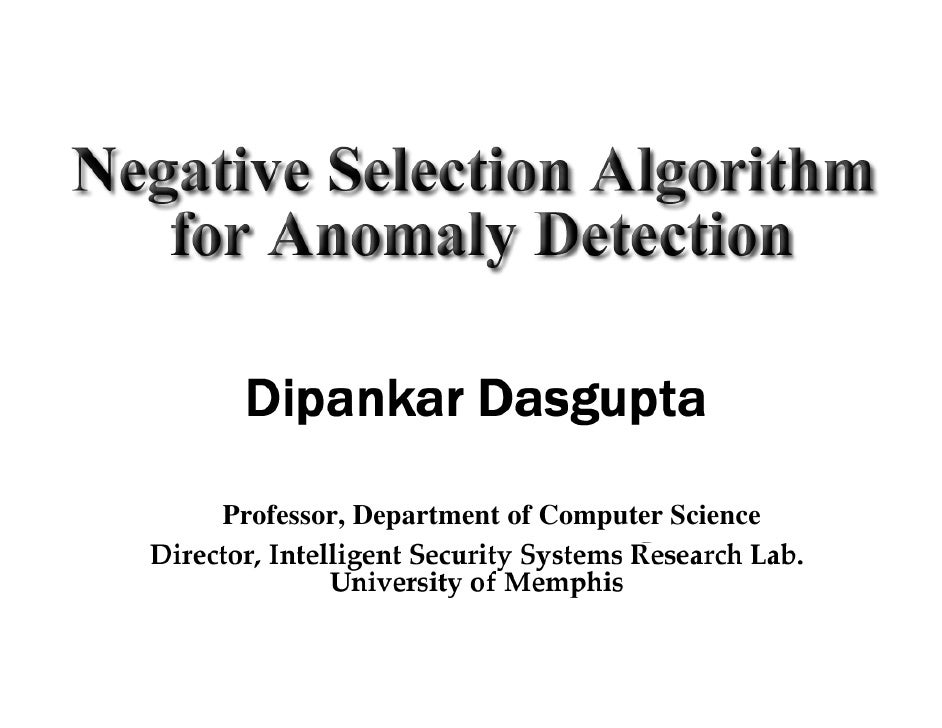 Professor, Department of Computer Science