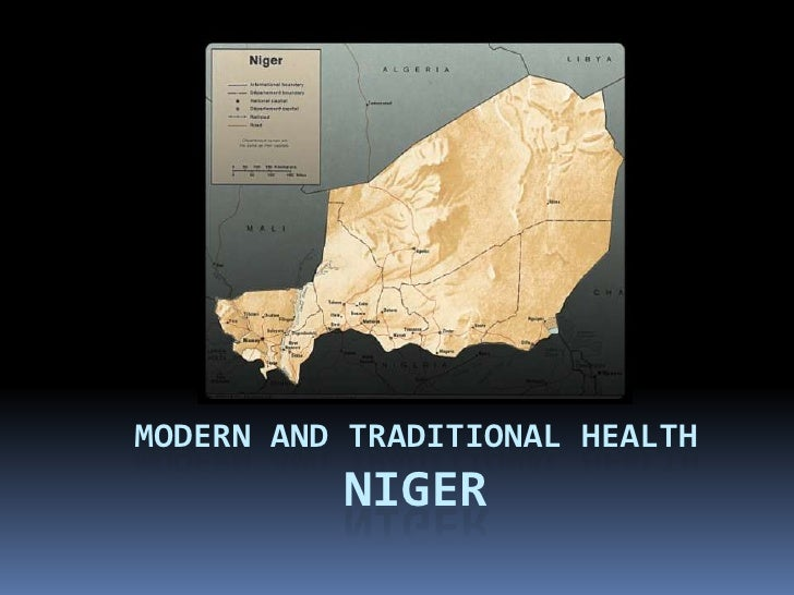 MODERN AND TRADITIONAL HEALTH           NIGER