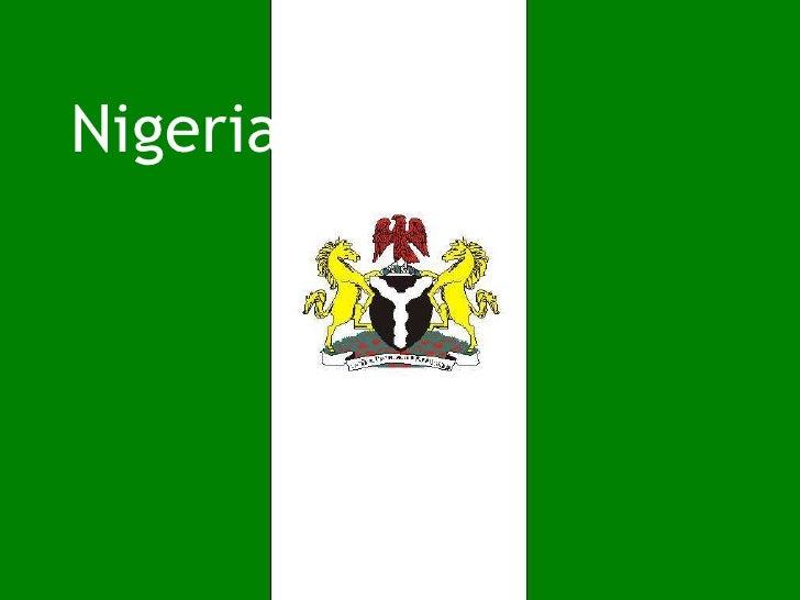 Nigeria<br />