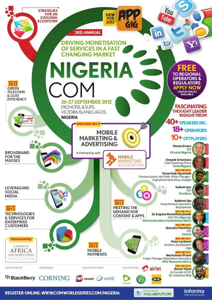Nigeria com 2012 brochure