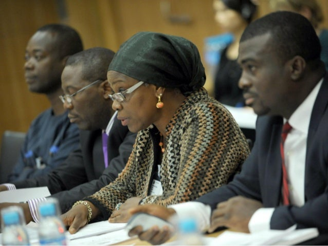 Nigerian Investment Policy Review consultation at the OECD - Dec 2013