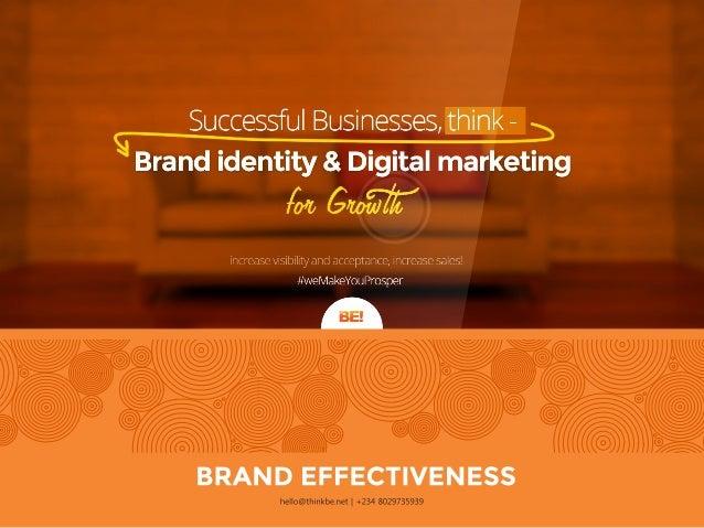 Nigerian design and digital marketing agency