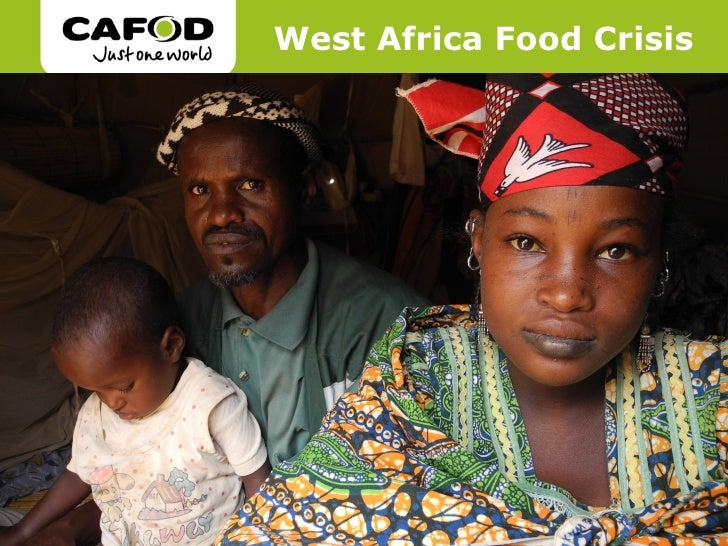 West Africa food crisis