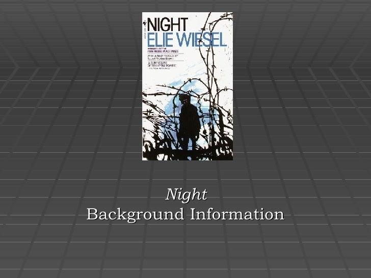 Night Background Information