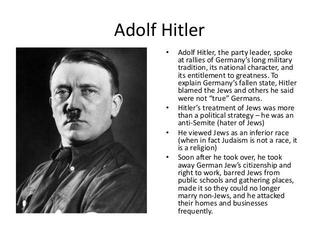 assess the leadership qualities of hitler essay Leadership style of adolf hitler 3046 words | 13 pages analysis of adolf hitler's leadership style 1 history indicates that hitler was man with great god gifted qualities and he used these qualities during his lifetime his name has become notable in history because he had made many contributions for his country during his.