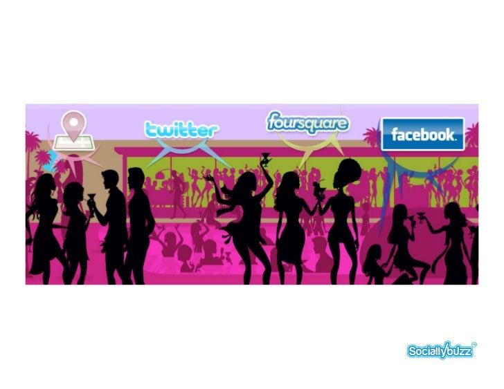 NIGHTCLUB SOCIAL MEDIA FAN PAGE DEVELOPMENT SERVICES