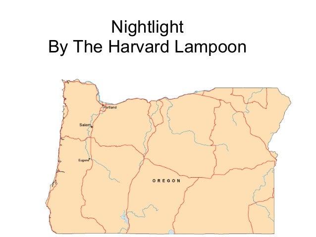 Nightlight By The Harvard Lampoon