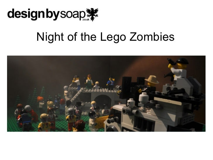 Night of the Lego Zombies