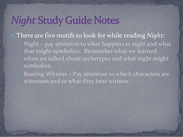 Night by Elie Wiesel Vocabulary | Study.com
