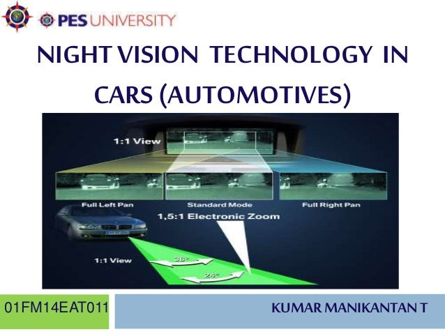 Night Vision Technology in