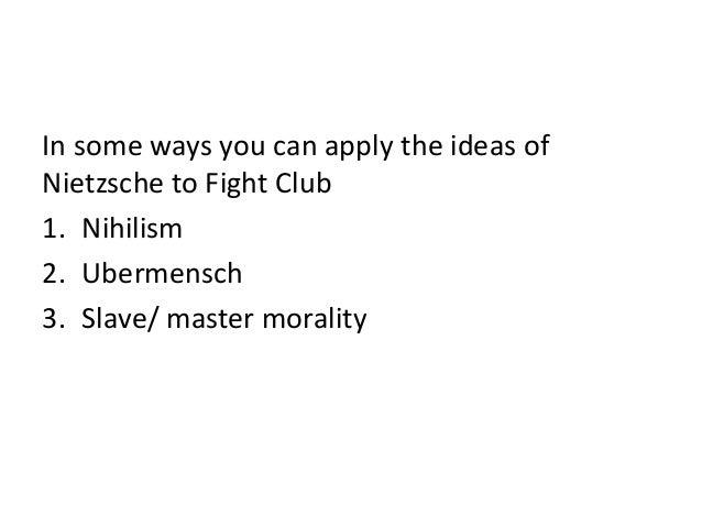Nietzsche essay