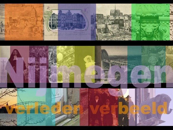 Nijmegen Verleden Verbeeld