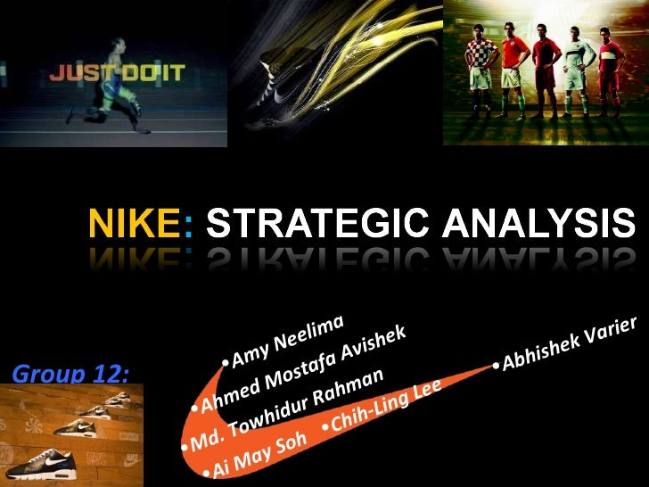 analysis of nike inc essay