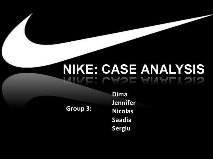 Nike case study ethics