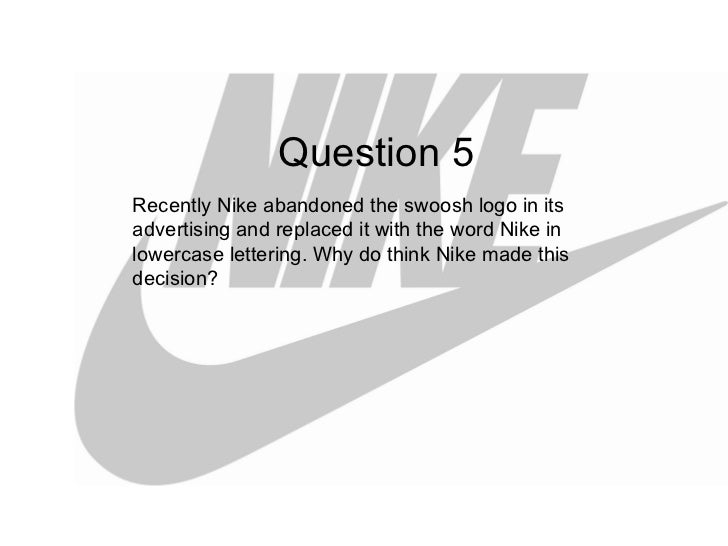 Nike Powerpoint Template Mandegarfo