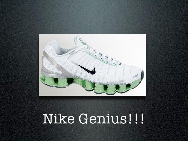 Nike Genius