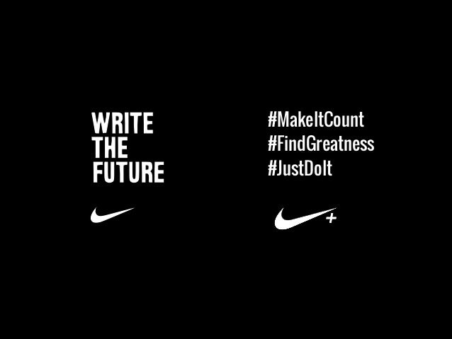 nike imc campaign Nike has been succesfully implementing integrated marketing campaigns for a long time why nike has succeeded isn't benefits of integrated marketing communication.
