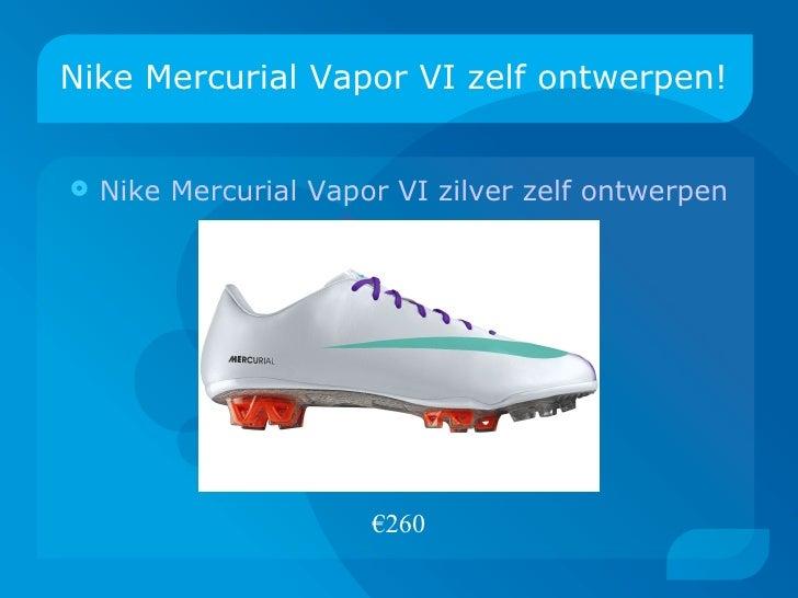 Zelf Tassen Ontwerpen : Zelf nike voetbalschoenen ontwerpen